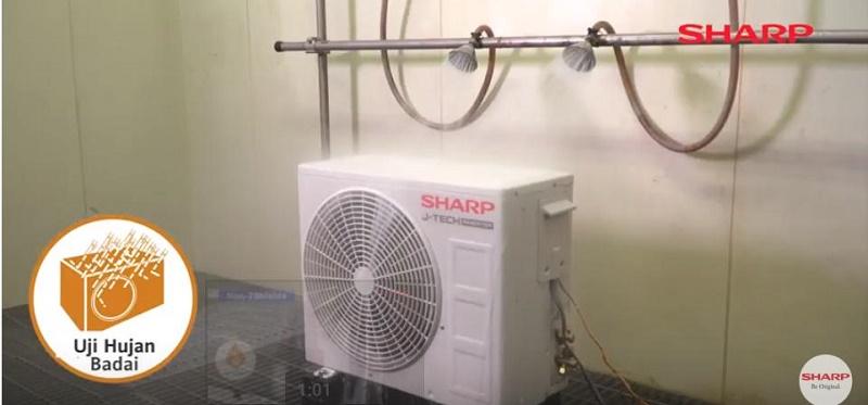Máy lạnh Sharp 1.5Hp Inverter AH-X12XEW
