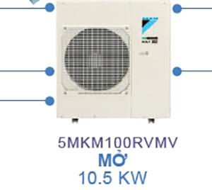 Hệ thống Điều Hòa Không Khí Multi Daikin 5MKM100RVMV
