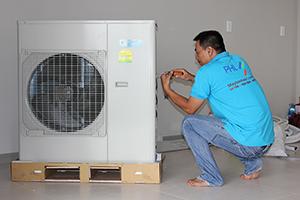 Hệ thống máy lạnh Multi Daikin 5MKS100 - 146 Bến Vân Đồn, Quận 4