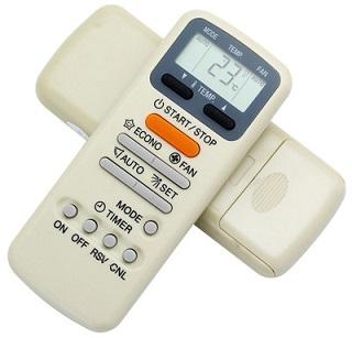 Hướng dẫn xử lí 3 sự cố thường gặp ở remote máy lạnh