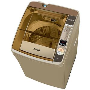 Máy giặt cửa trên Aqua 7kg U700Z1T