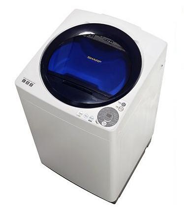 Máy giặt cửa trên Sharp 8.0Kg ES-U80GV