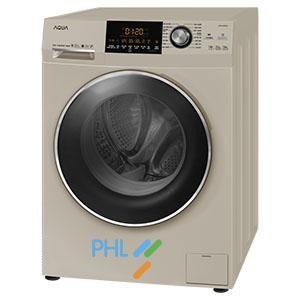 Máy giặt lồng ngang Aqua 8.5kg inverter DD850A