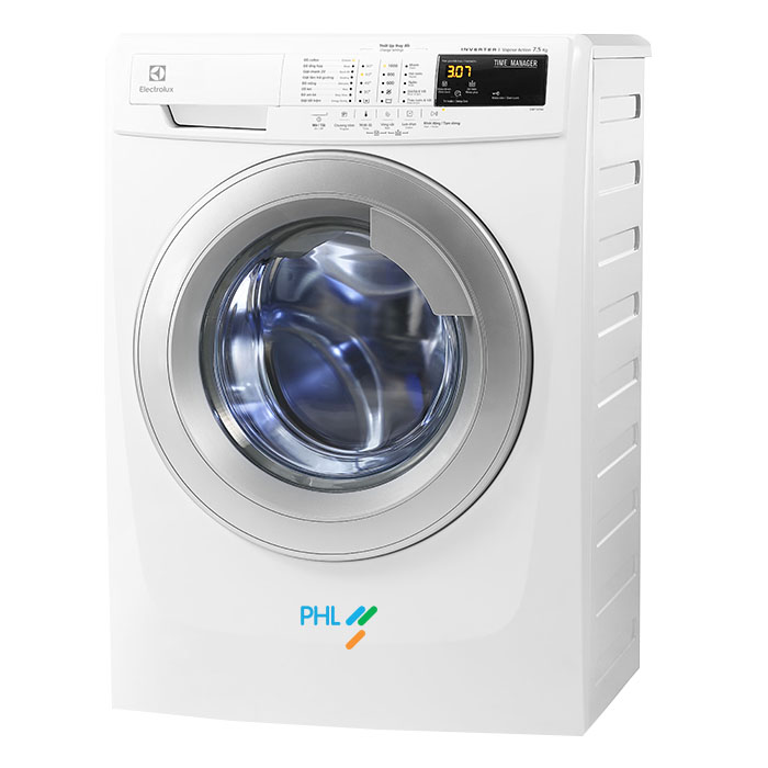 Máy giặt lồng ngang Electrolux Inverter 7.5KG EWF10744S
