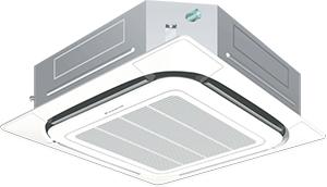 Máy lạnh âm trần Daikin 4.0 HP FCF100CVM/RZF100CVM