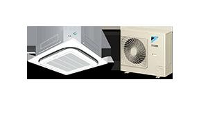 Máy lạnh âm trần Daikin 5.0 Hp FCF125CVM/RZF125CVM
