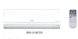 Máy lạnh Hitachi 2.0Hp Inverter RAS-X18CGV
