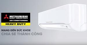 Máy lạnh Mitsubishi Heavy 2.0Hp Inverter SRK18YW