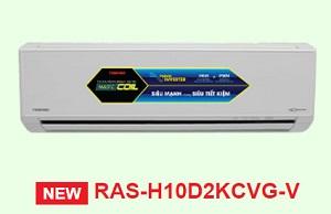 Máy lạnh tiết kiệm điện 1 ngựa Toshiba RAS-H10D2KCVG-V