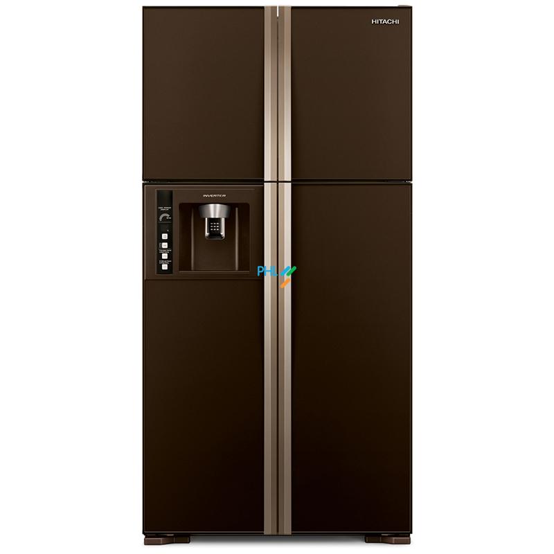 Tủ lạnh Hitachi 582 lít Inverter R-W720FPG1X