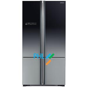 Tủ lạnh Hitachi 640 lít Inverter R-WB800PGV5
