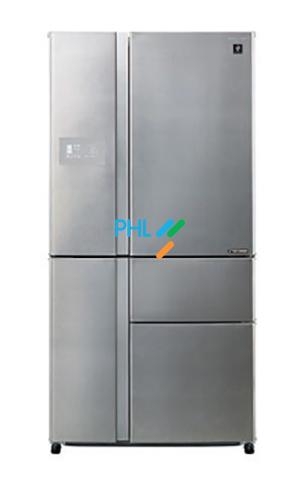 Tủ lạnh Side By Side Sharp SJ-F5X76VM
