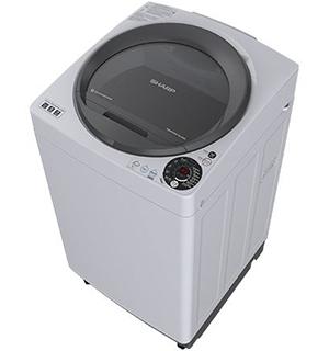 Máy giặt cửa trên Sharp 8.2Kg ES-U82GV