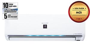Máy lạnh treo tường Sharp 1.5Hp Inverter AH-XP13UHW