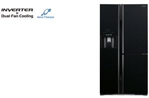 Tủ lạnh Side By Side Hitachi 584 Lít Inverter FM800GPGV2