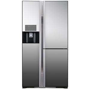 Tủ lạnh Side By Side Hitachi 584 Lít inverter R-M700GPGV2X