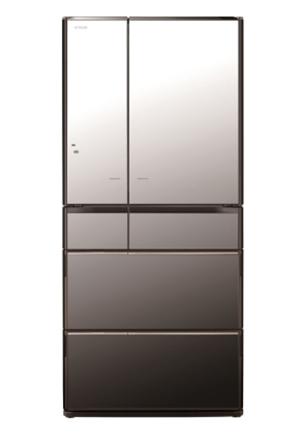 Tủ lạnh Side By Side Hitachi 722 Lít Inverter R-E6800XV
