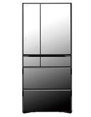 Tủ lạnh Side By Side Hitachi 722 Lít Inverter R-X670GV