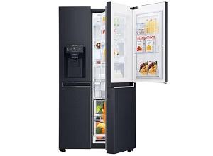 Tủ lạnh Side By Side LG 601 Lít Inverter GR-X247MC