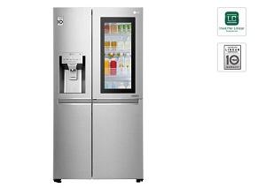 Tủ lạnh Side By Side LG Inverter 601 Lít GR-X247JS